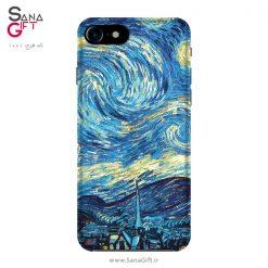 قاب موبایل طرح Starry Night