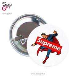 پیکسل طرح Supreme Superman