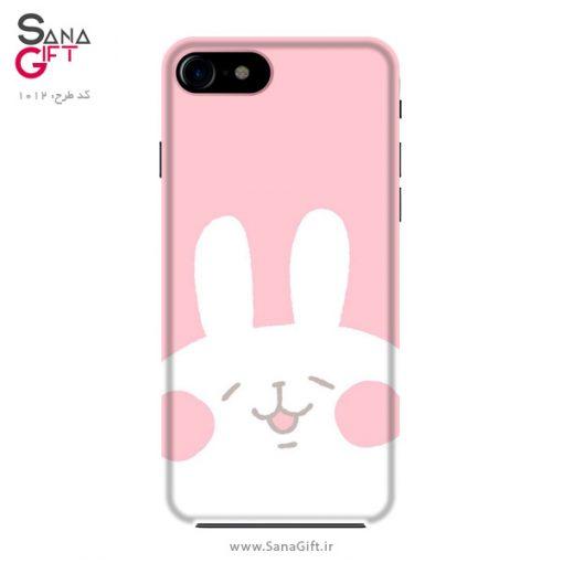 قاب موبایل طرح خرگوش خندان