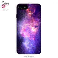 قاب موبایل طرح کهکشان