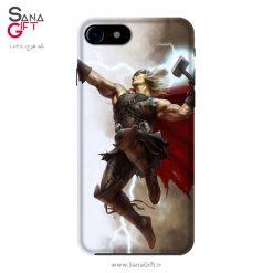 قاب موبایل طرح Thor