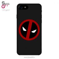 قاب موبایل طرح لوگو Deadpool