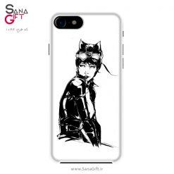 قاب موبایل طرح Catwoman