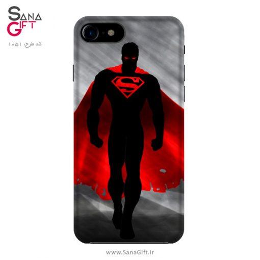 قاب موبایل طرح سوپرمن