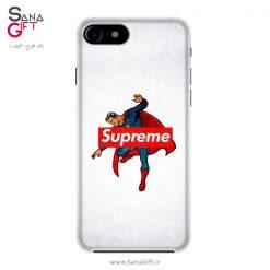 قاب موبایل طرح Supreme Superman