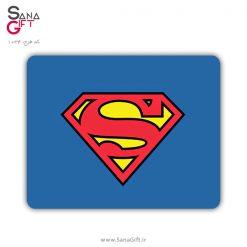 ماوس پد طرح لوگو سوپرمن