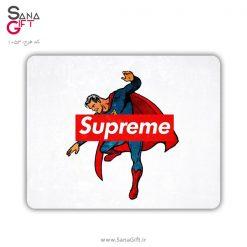 ماوس پد طرح Supreme Superman
