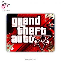ماوس پد طرح Grand Theft Auto V