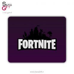 ماوس پد طرح بازی Fortnite