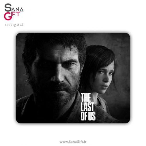 ماوس پد طرح بازی The Last of Us
