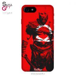 قاب موبایل طرح God of War | کریتوس