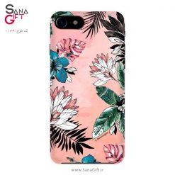 قاب موبایل طرح Pink Plants