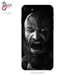 قاب موبایل طرح Kratos - God of War