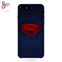 قاب موبایل طرح علامت Superman