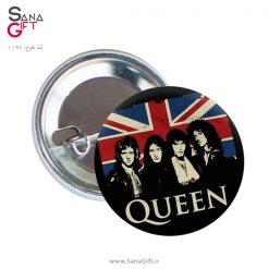 پیکسل طرح گروه موسیقی Queen