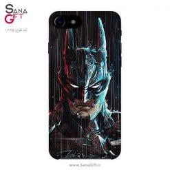 قاب موبایل طرح Batman in Rain