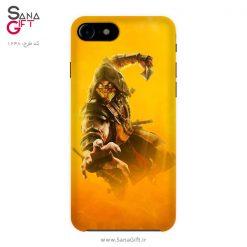 قاب موبایل طرح Mortal Kombat 11 - Scorpion