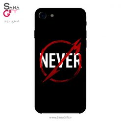قاب موبایل طرح Metallica - Through the Never