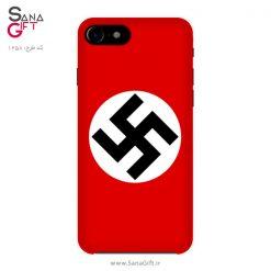 قاب موبایل طرح پرچم نازی