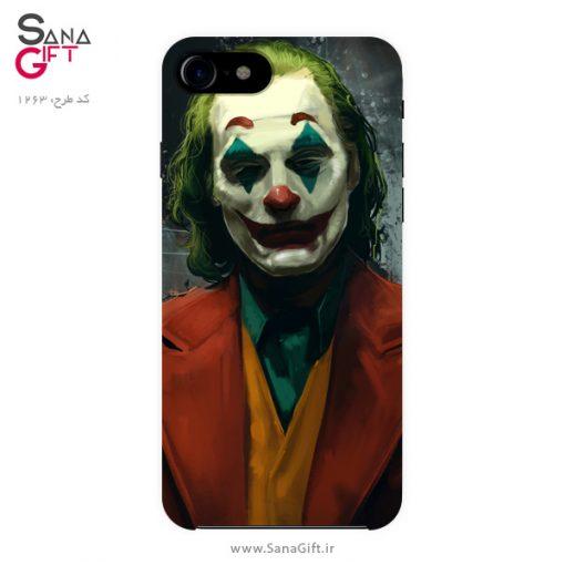 قاب موبایل طرح جوکر 2019 - Joker