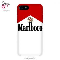 قاب موبایل طرح Marlboro