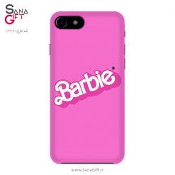 قاب موبایل طرح Barbie