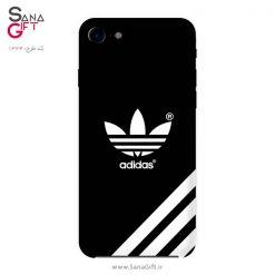 قاب موبایل طرح لوگو Adidas