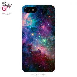 قاب موبایل طرح کهکشان - Galaxy