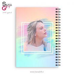 دفتر سیمی طرح Taylor Swift - Lover