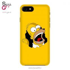 قاب موبایل طرح هومر سیمپسون - Homer Simpson