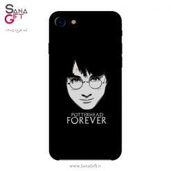 قاب موبایل طرح هری پاتر - Potterhead Forever