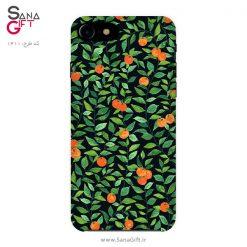 قاب موبایل طرح باغ پرتقال