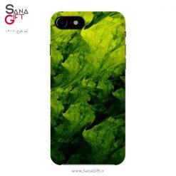 قاب موبایل طرح جلبک های سبز
