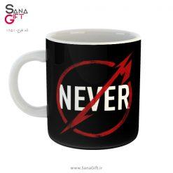 لیوان طرح Metallica - Through the Never