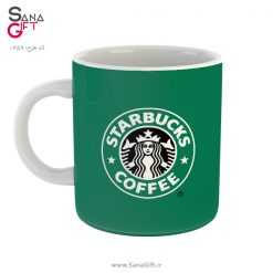 لیوان طرح لوگو قهوه استارباکس – Starbucks